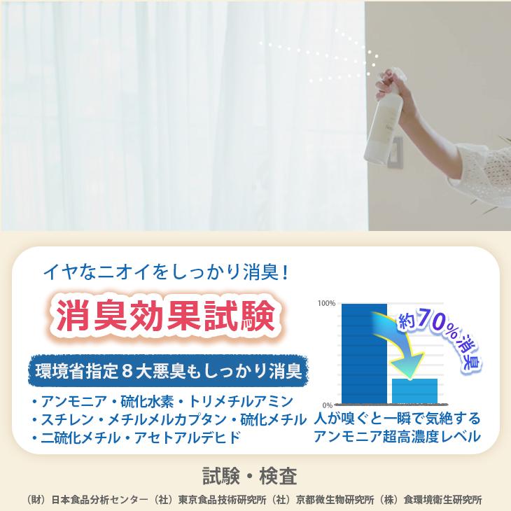 除菌消臭スプレー Sourif/スリーフ 1000ml(4本)セット