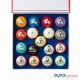 ダイナ スフィア ボールセット Dyna|spheres (的球15個+手球2個)