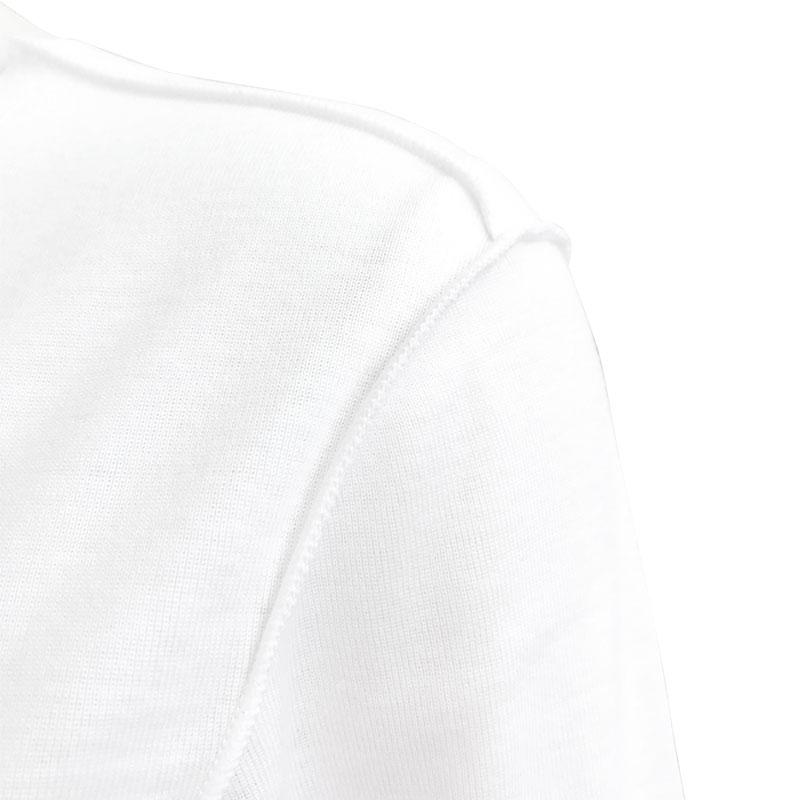 長袖丸衿サポートインナー  綿100%【ネコポス2】