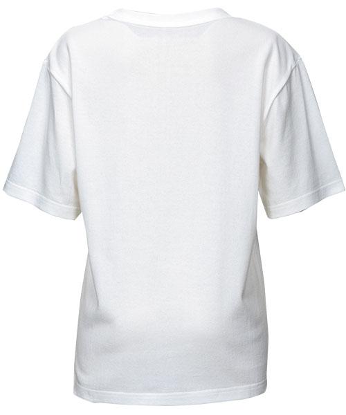 和紙綿Tシャツ(レディース)