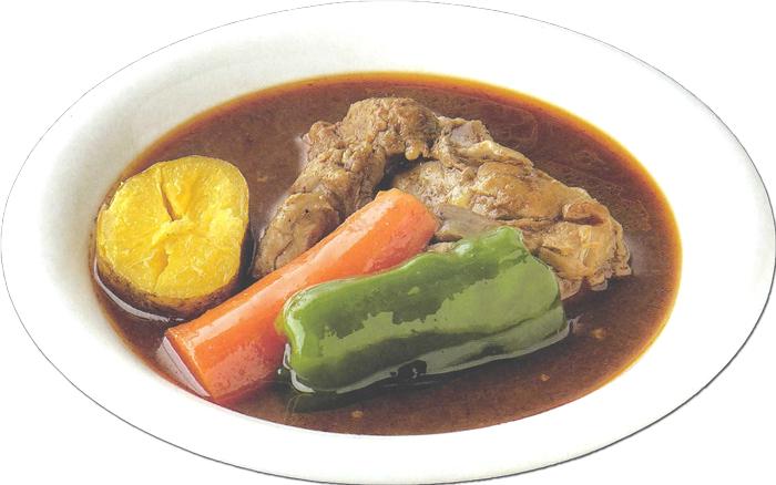 木多郎スープカレー チキン 北海道ご当地カレー <具材ゴロゴロ>