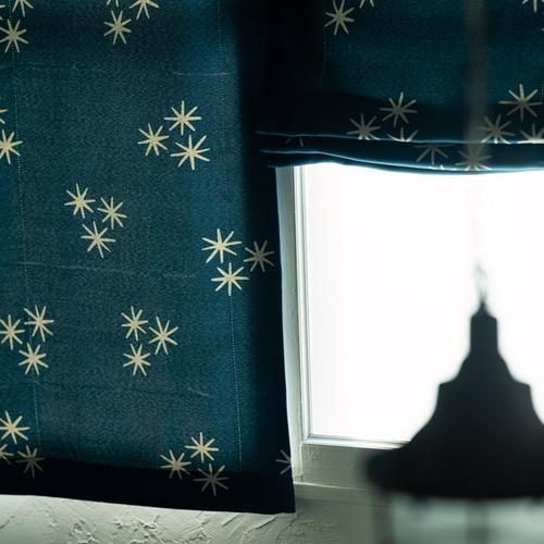 遮光オーダーカーテン(Twinkle)