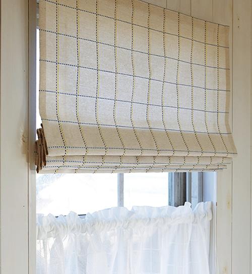遮光オーダーカーテン(Sashiko)