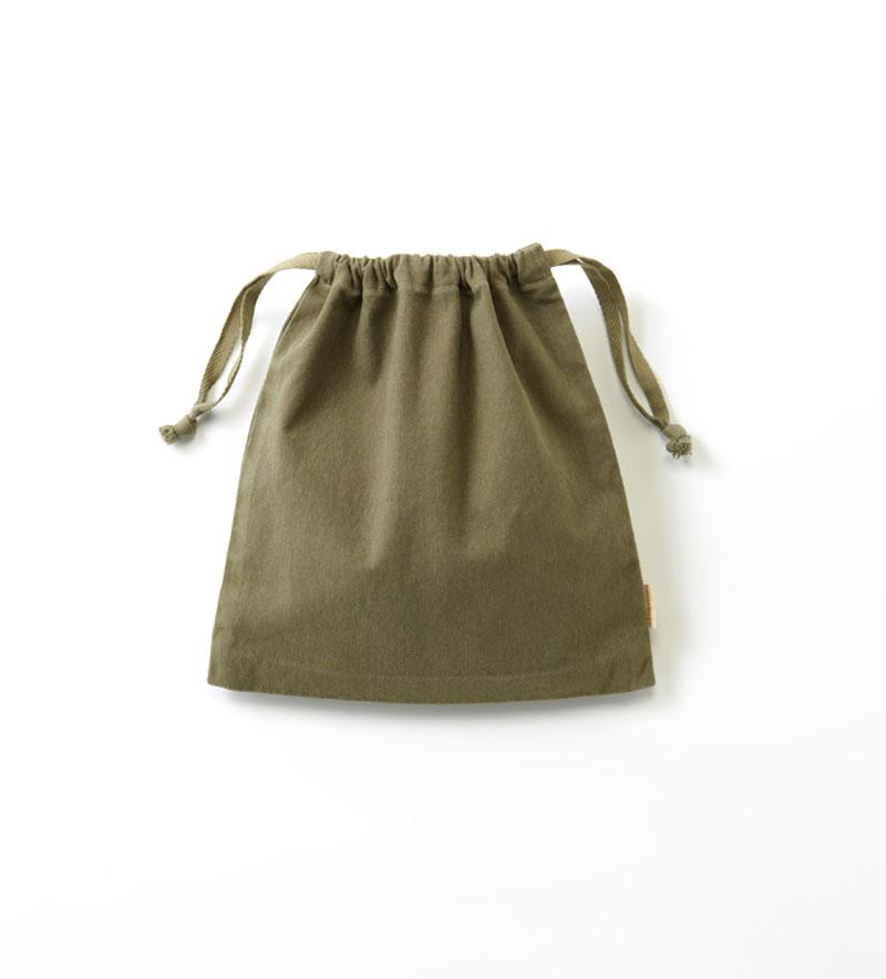 コンパクト抱っこ紐 (フリーサイズ) オリーブグリーン