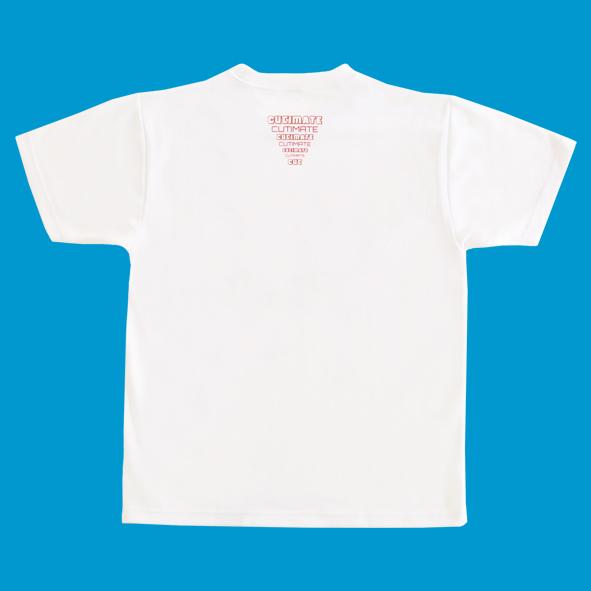 CUTIMATE Tシャツ 白