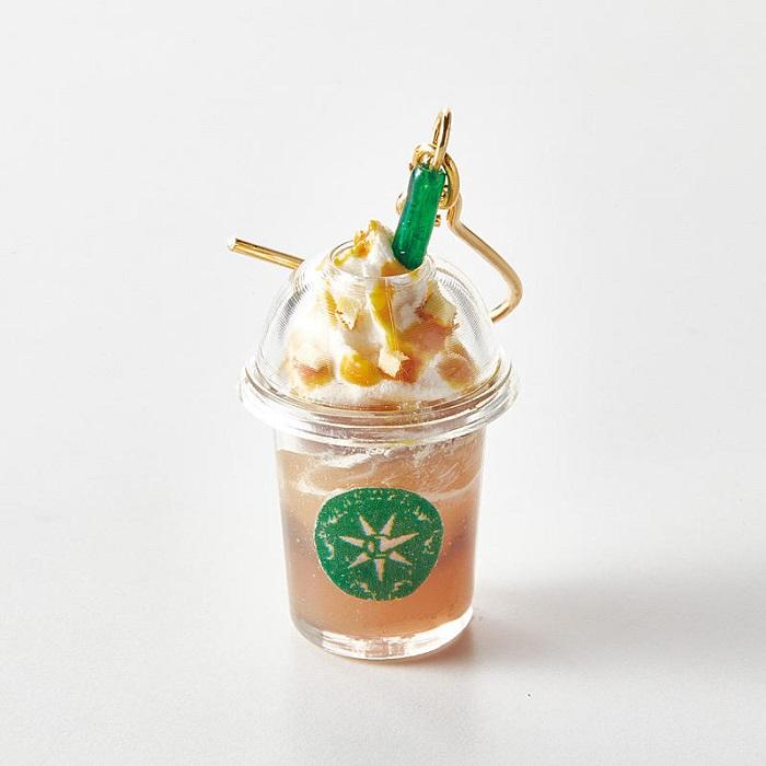 【P10%還元】ミニチュアアクリルアイテム ドリンクカップ レジン 日本製