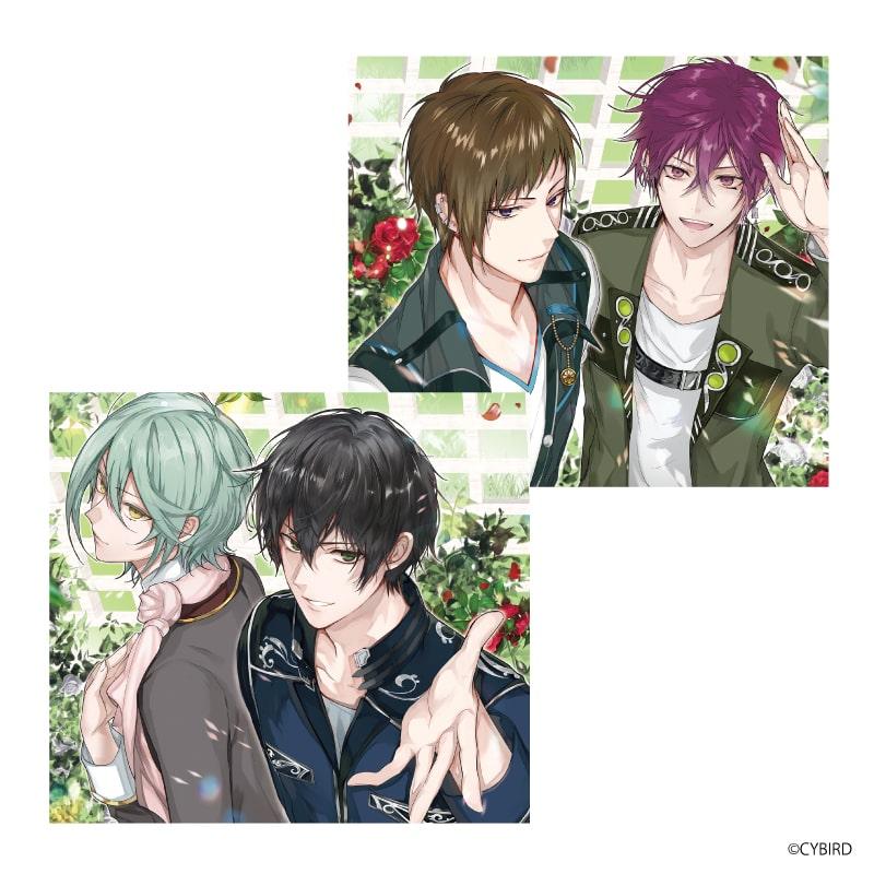 【nademaスペシャルセット】シチュエーションCD コレクションBOX【イケメン革命】