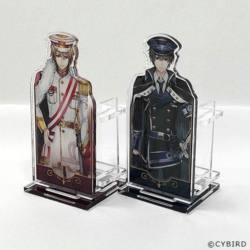 ムース アクリルペンスタンド【イケメン革命】
