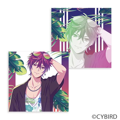 フェンリル クッションカバー Tropical Love【イケメン革命】