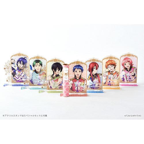 香賀美タイガ Nerico スペシャルセット【KING OF PRISM】