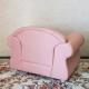 【送料無料】 子供用ソファ プリンセス 1人掛け プリンセスピンク 姫系 ドール チェア