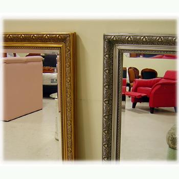 輸入インテリア:の豪華な鏡:ゴールドJF100G