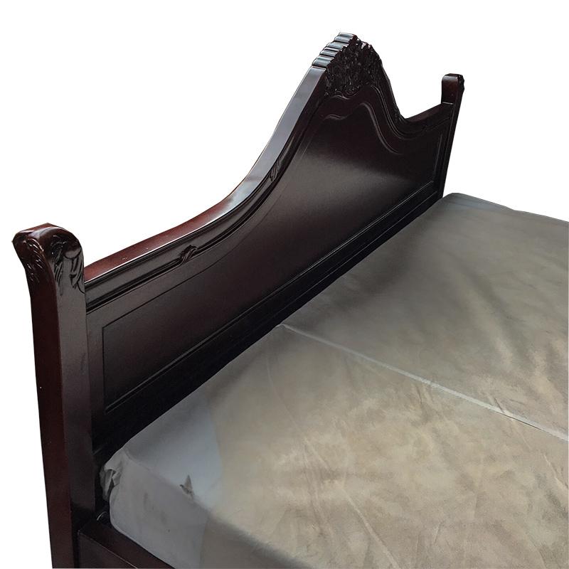 輸入家具 marrone ダブルベッド(スタンダード) b140brstd-sd マホガニー材使用 【送料無料】【組み立てサービス付】