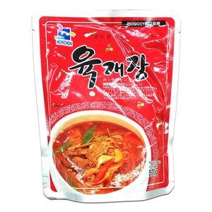 ハウチョン ユッケジャン 570g (冷凍商品と同梱不可)