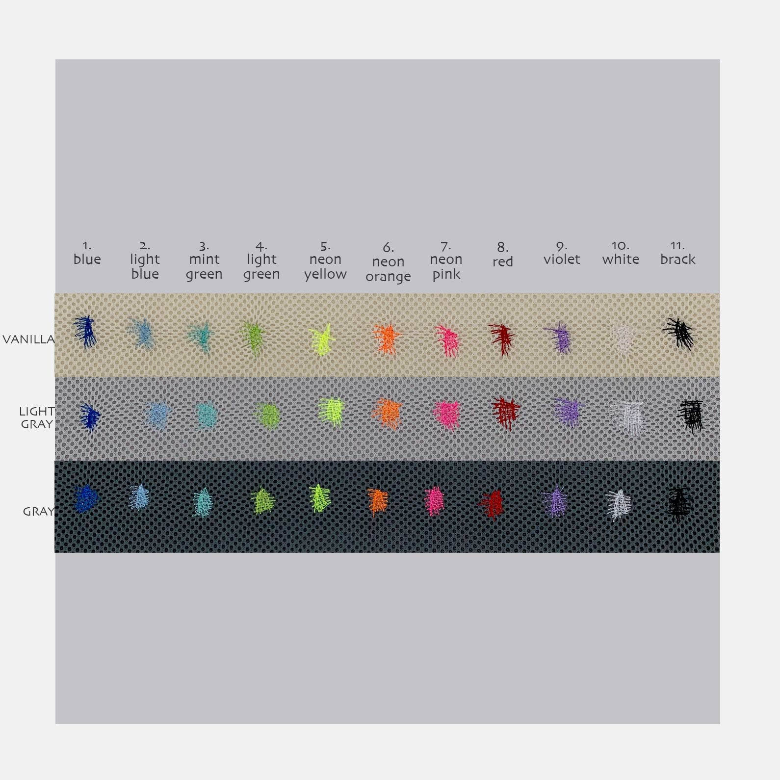 Washable fit Mask vanilla/light gray/gray<br>( 3color options )<br>(刺繍11color options)<br>unisex