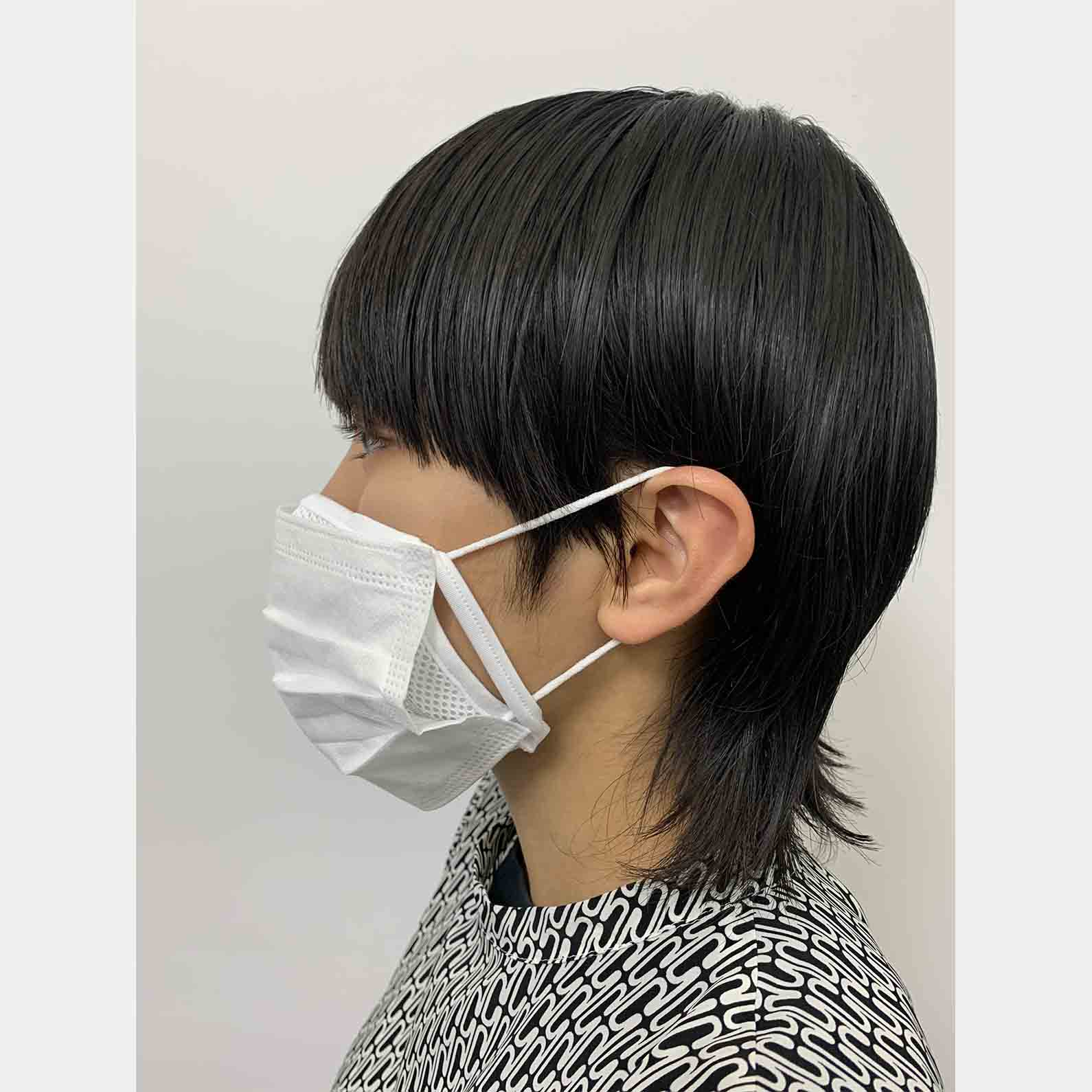 Mask in Mask<br>( 1color )<br>unisex