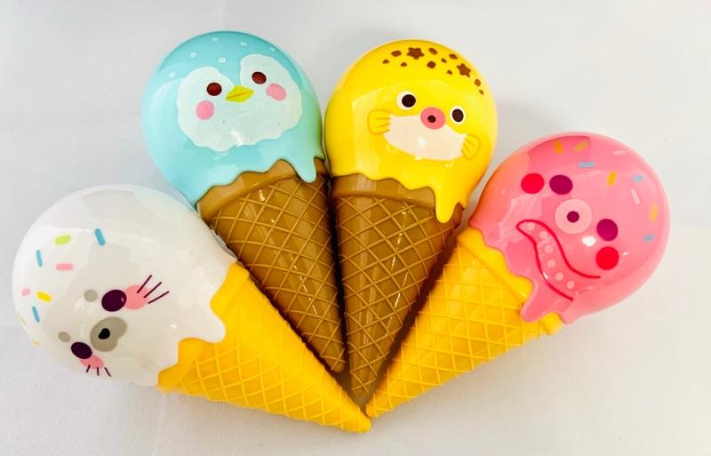 光るおもちゃ アイスクリームライト