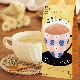 <一時欠品・10月初旬入荷予定>スティック ほうじ茶ラテ 13g×5包 【農薬・肥料不使用の自然栽培のお茶】【添加物不使用】