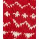 MING 手作りソックスオーナメント 40cm(赤)