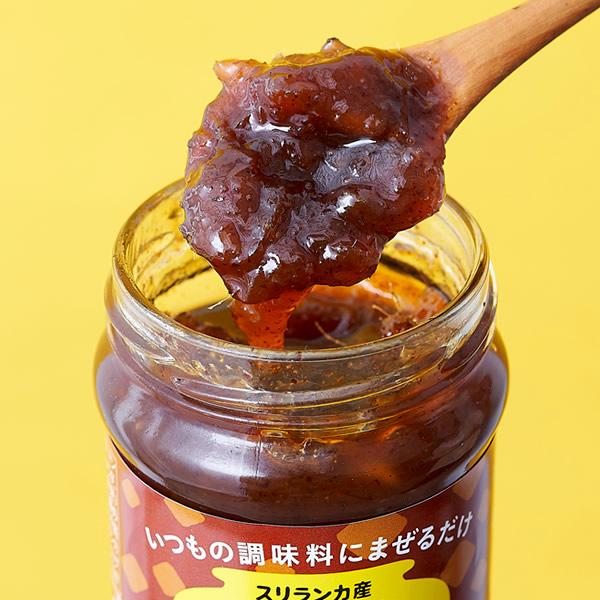 チャツネ 260g 【保存料・化学調味料不使用】【万能甘辛調味料】
