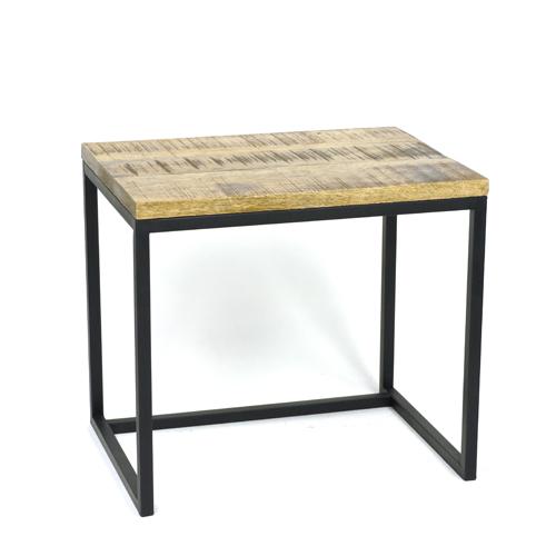 MING マンゴーウッドのテーブル 高さ36cm