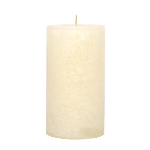 MING キャンドル 8cm×15cm(アイスホワイト)