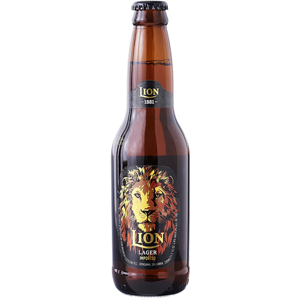 ライオンビール ラガー  24本セット 【スリランカビール】