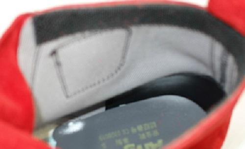 椿モデル SB34赤 中編マジック 限定モデル