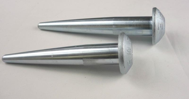 椿モデル トルシアボルト加工 ユニクロ仕上げ ヨセポンチ