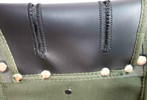 シルバータイガー腰袋