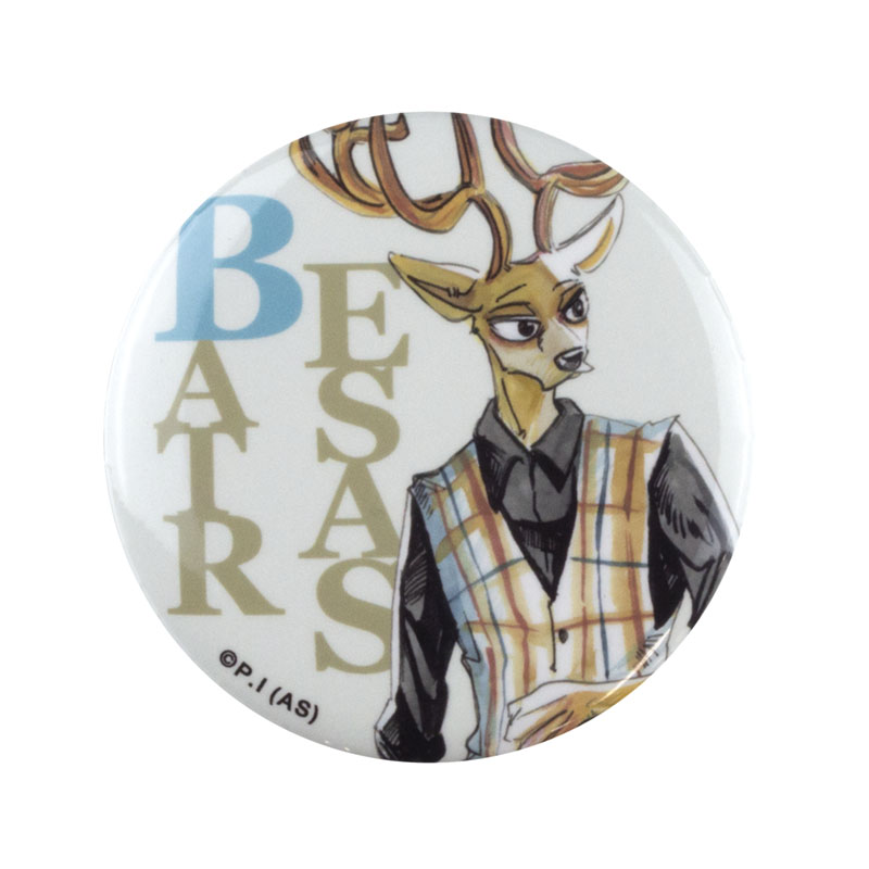 缶バッジ(BEASTARS_B)ルイ