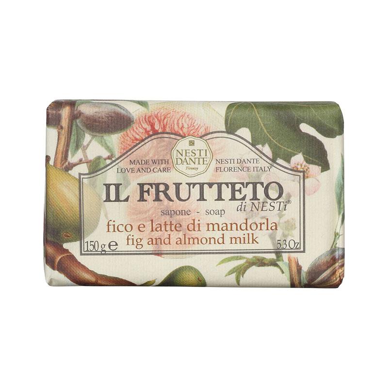ネスティダンテ フルッテートソープ フィグ&アーモンドミルク 150g