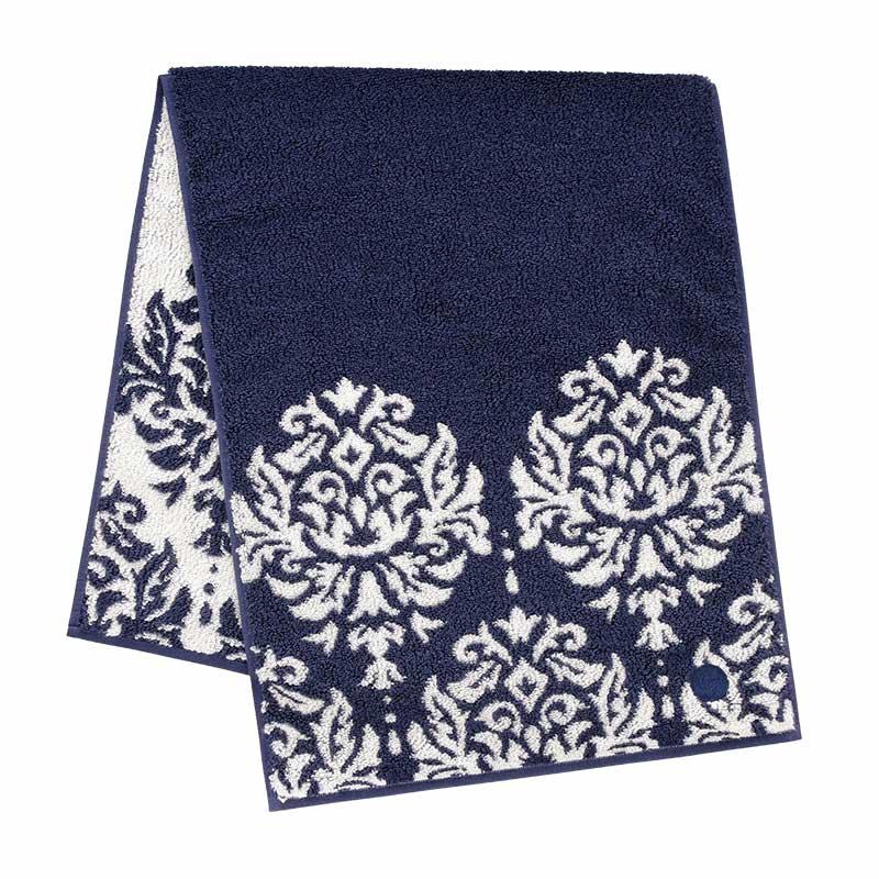 Cotton Premium D<sup>2</sup> Damask / コットンプレミアム ダマスク フェイスタオル