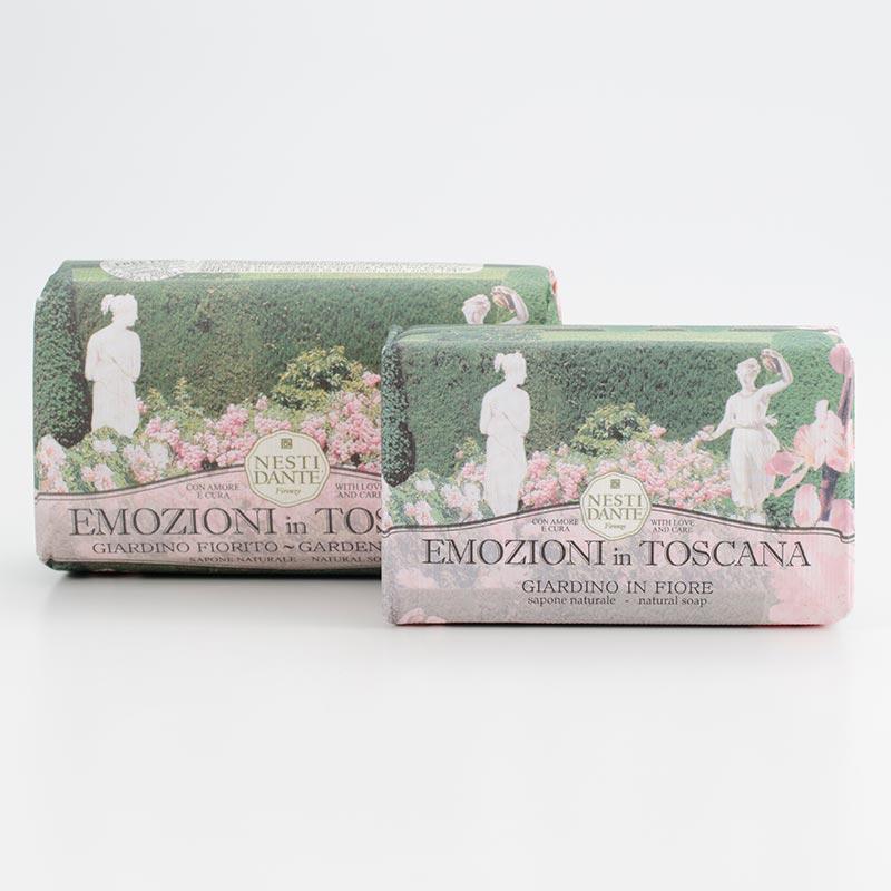 Nesti Dante ネスティダンテ エモジオーニイントスカーナソープ ジャルディーノ インフィオーレ 150g
