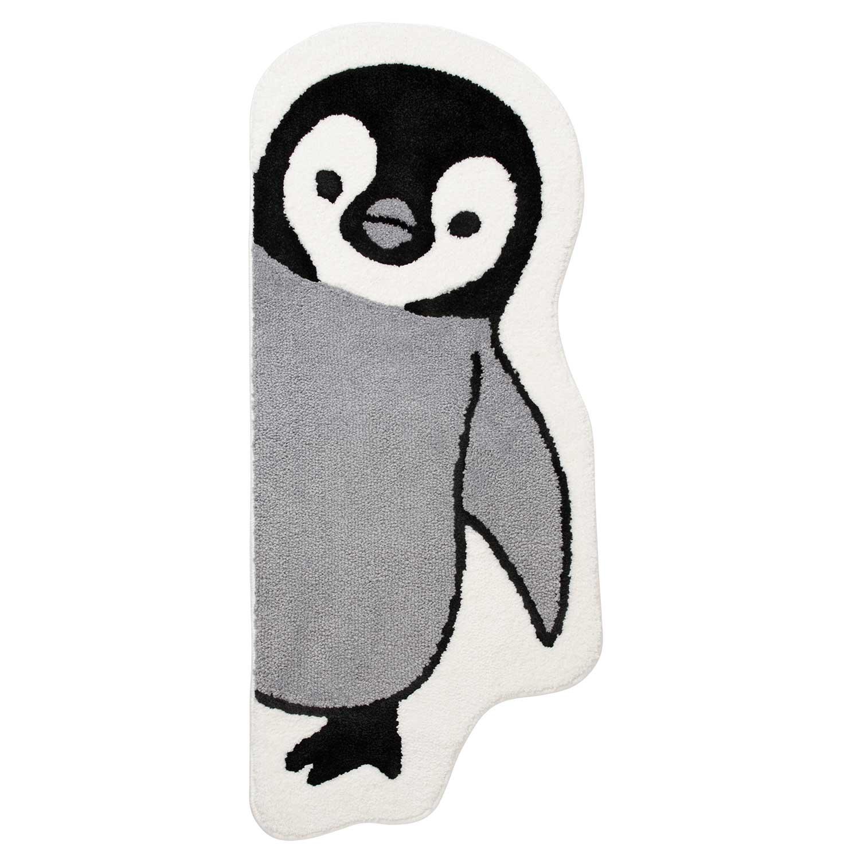 のぞき見動物マット ペンギン