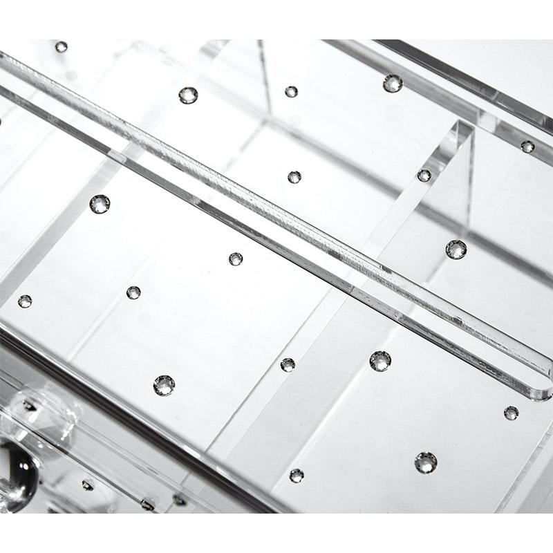 ステラ スターダスト 2段引き出し付きペーパーホルダー