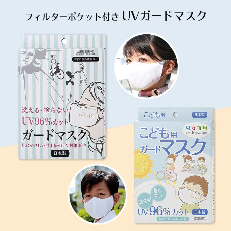 マスク用インナーフィルター