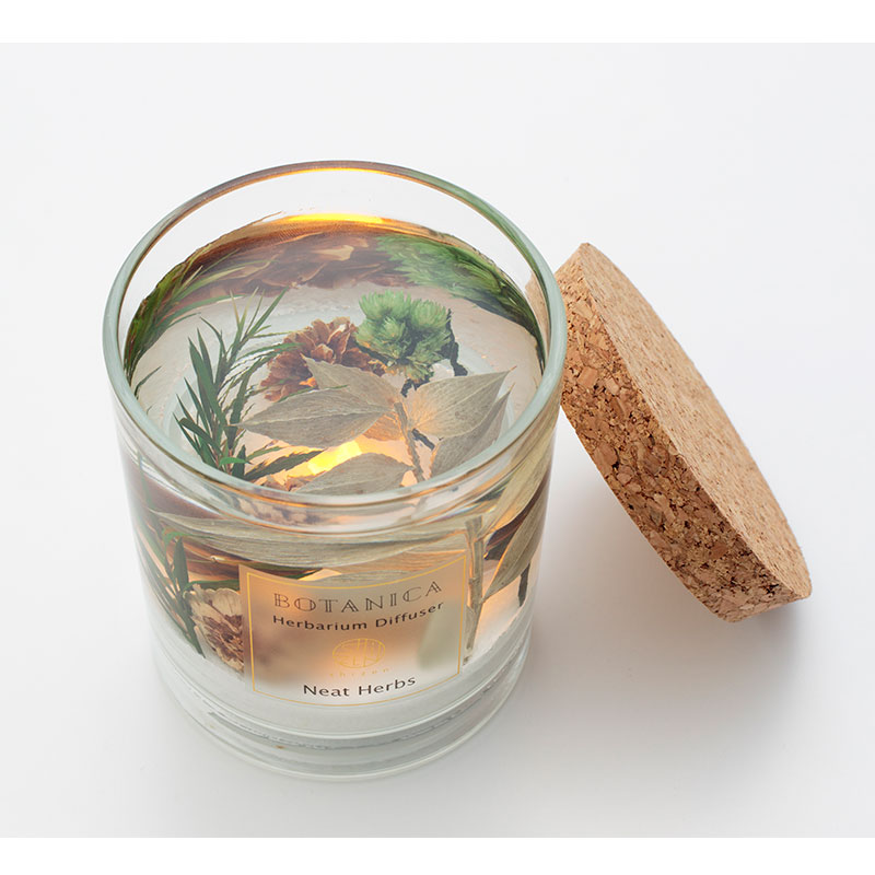 BOTANICA ボタニカ ハーバリウム ジェルライト Neat Herbs ニートハーブ