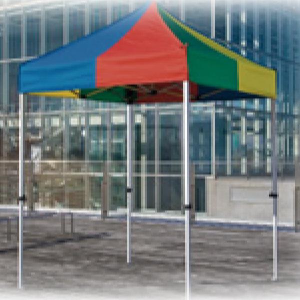 かんたんテント 1.8×1.8m