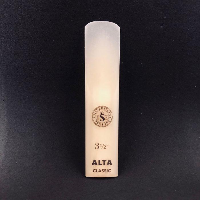 【管楽器用樹脂製リード】SILVERSTEIN ALTA AMBIPOLY REED アルトサックス CLASSIC/JAZZ