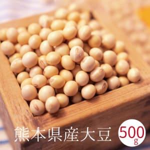 大豆 500g 30年産 国産 ふくゆたか フクユタカ 九州 県産