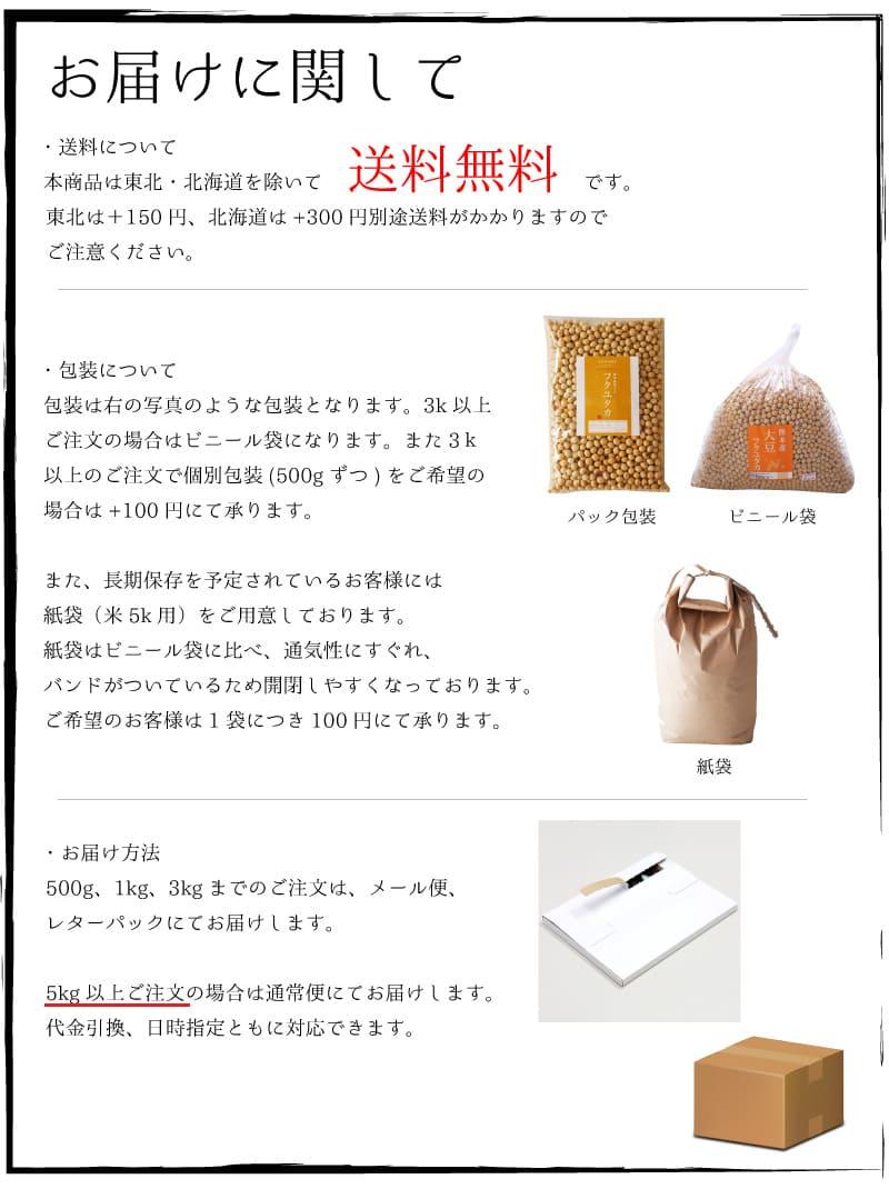 大豆 10kg 令和元年産 国産 ふくゆたか フクユタカ 九州 熊本県産 中山大吉商店