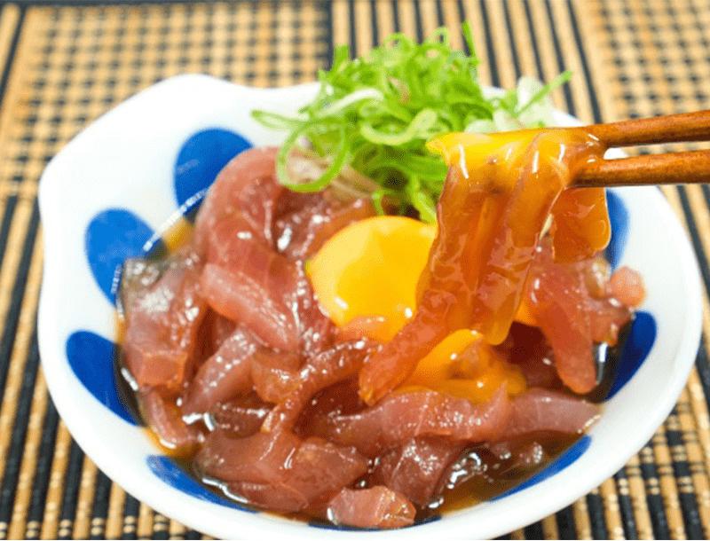 マグロ2種食べ比べ合計1kg(メバチ鮪・キハダ鮪)ブロック【冷凍配送】