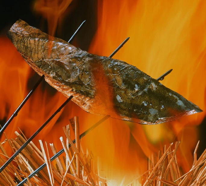 高知特産!藁焼きカツオのたたきとカツオの刺身