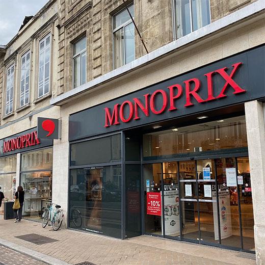 ★ NEW! モノプリ エコバッグ 限定柄 フローラジョン MONOPRIX フランス直輸入!