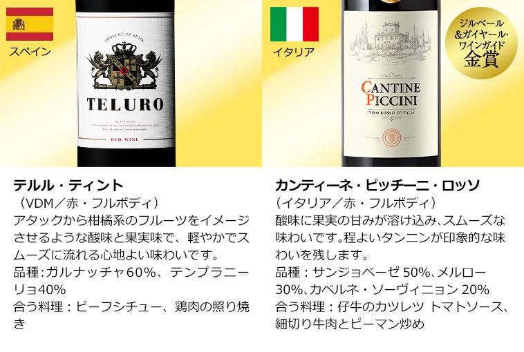 3大銘醸地入り!世界選りすぐり赤ワイン11本セット 赤ワインセット 金賞 ボルドーワイン スペイン カベルネ