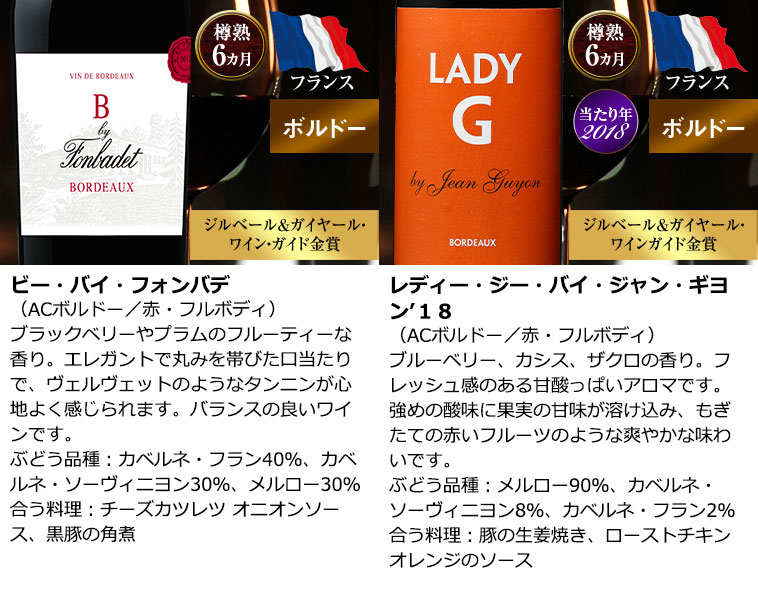 トリプル金賞&高評価&ラファージュ入り!欧州3大銘醸国樽熟赤8本セット 赤ワイン