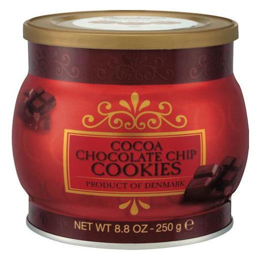 ★ 50%OFF! チョコチップクッキー コペンハーゲン 250g ケルセン アウトレット 【賞味期限:2021/4/28】