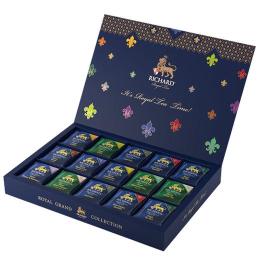 ★ ロイヤルティーコレクション 紅茶 120パック 15種類アソート Richard Tea リチャードティー