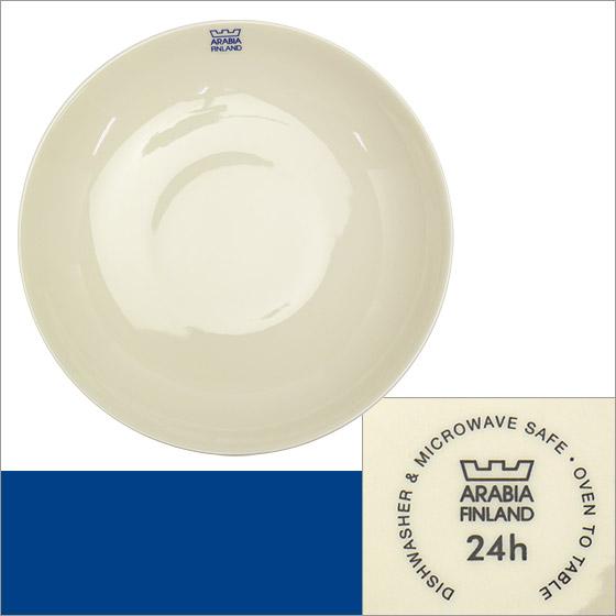 アラビア(Arabia) 24h 24cmパスタプレート ホワイト Arabia 北欧 食器